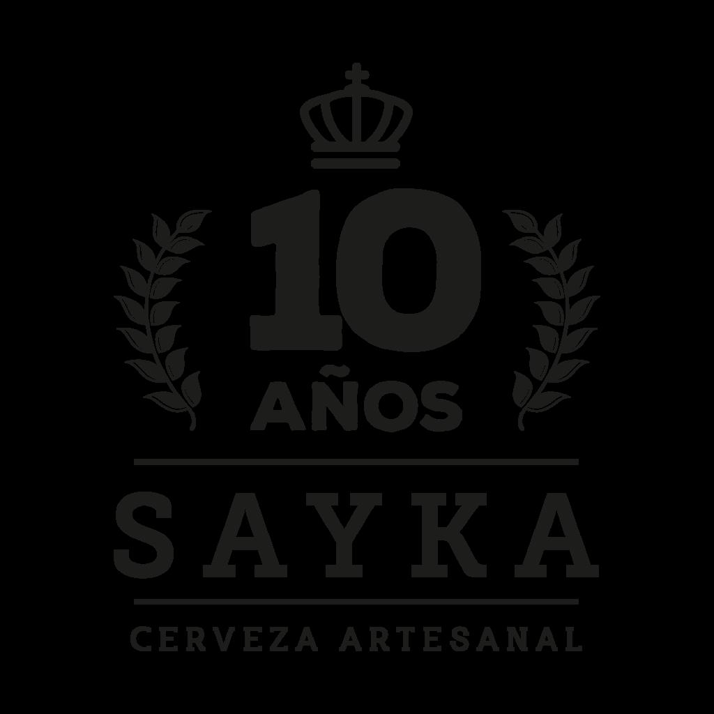 SAYKA - 10 ANIVERSARIO